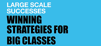 Large Scale Successes: Winning Strategies for Big Classes.